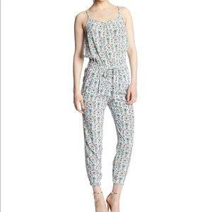 Juicy Couture Desert Paradise Silk Jumpsuit